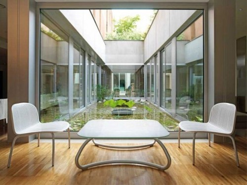 Modern Outdoor Table And Chairs Design, Loto