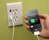 USB Wall Socket Charges All Your Mobile Electronics At Large