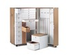 Bedroom Storage Cabinet by Poltrona Frau