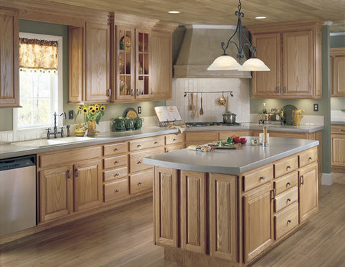 Country Kitchen Design Ideas