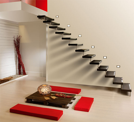 Stair Rail On Modern Stair Railing Design The Stair Rail At Home Is More  Than A