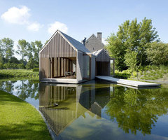 Small Wooden House Design by WIM Goes Architectuur /  Home Trends