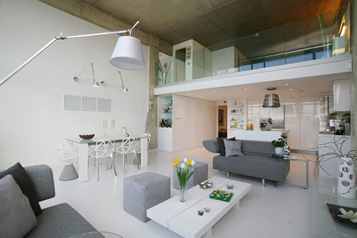 Loft Interior Design, Loft Interior Design Inspiration 