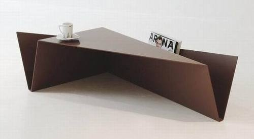 Coffee Table Design, Contemporary Gorge Coffee Table Design by Ramei Keum