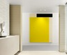 Yellow Warm at Stylist Warm at Minimalist Interior Design Modern Style At Apartment Luxury on All House Design : All House Design