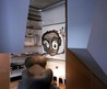 Dynamic Apartment in Denver Reflecting the Owners Passion for Automobiles