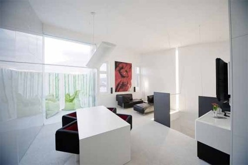 Loft With Glass Design, Modern Interior Architecture Design of Office Loft F27 by Schlosser   Partner