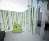 Office Loft F27 interior glass wall