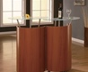 Buy Online Elegant Cherry Modern Home Bar 777 by Global Furniture at City Furniture NJ