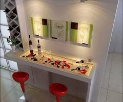 Modern Home Bars Designs