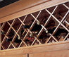 Stylish luxury wine racks