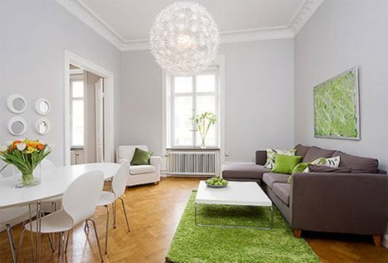 Related post small apartment interior decorating ideas for Appartement decoration