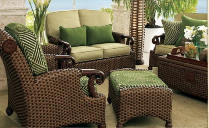 Chaises De Patio En Plein Air, More About OUTDOOR WICKER PATIO FURNITURE >> Tutorial Guides