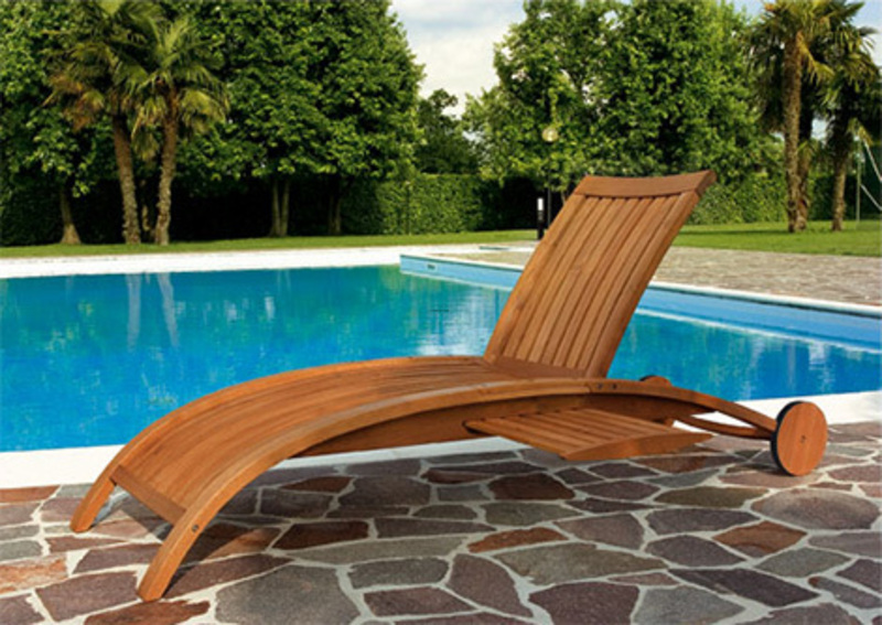 Outdoor pool furniture and garden furniture from medeot for Pool and patio furniture