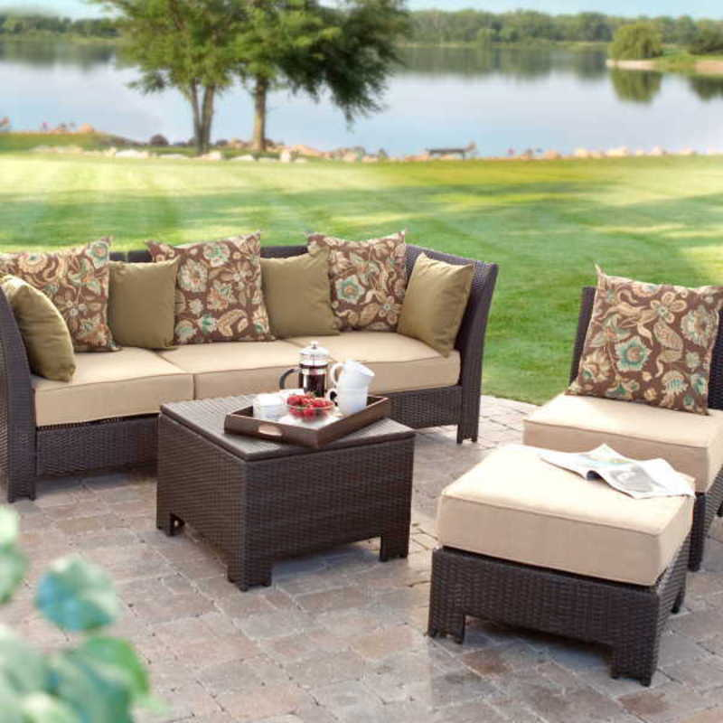 Outdoor Wicker Patio Chairs, Outdoor Patio Furniture