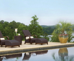 Zest Up Your Pool With Elegant Pool Furniture