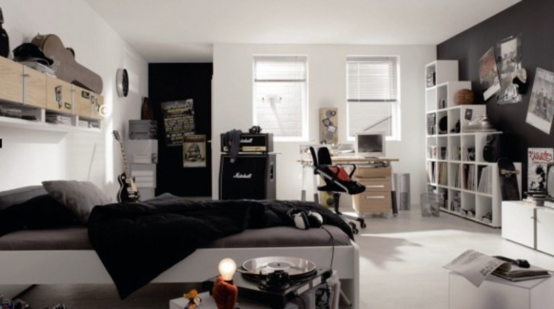 Teen Room Design Ideas, Creative And Funky Teenager Bedroom Design Ideas