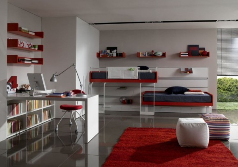 Teen Room Design Ideas, Teen Room Designs