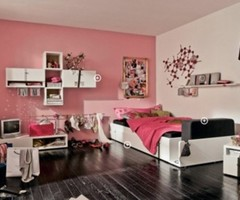 Best Teen Bedroom Interior Decorating Design Inspirations