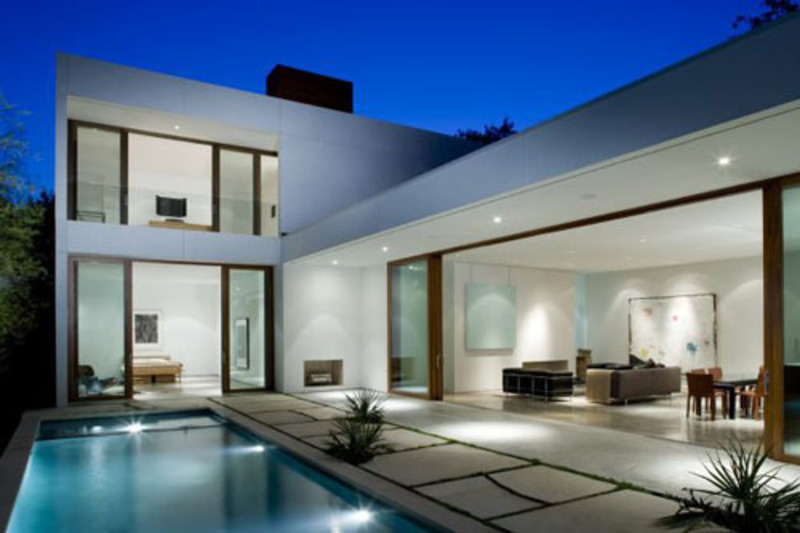 Contemporary sustainable design concept luxury modern home for Concept homes