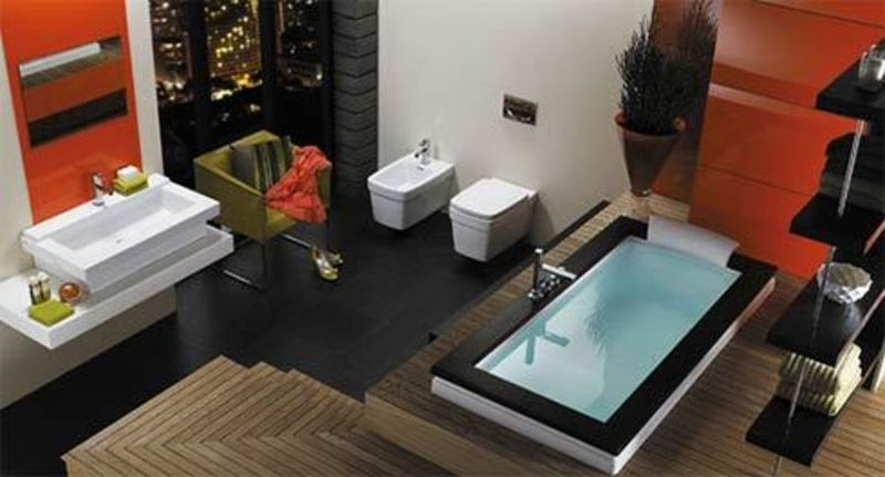 Amazing Contgemporary Bathroom Interior Design Inspiration By Jacuzzi Design Bookmark 1910