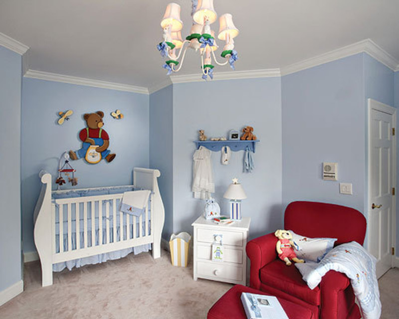 home design baby boy room theme ideas
