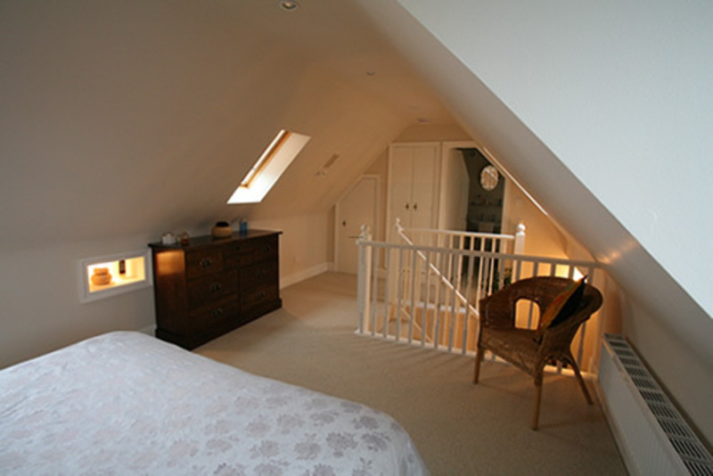 ideas for a small attic bedroom - Loft Conversion Stunning Bedrooms By Design Hilcote