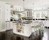 Colour me Happy: White Kitchen Cabinets