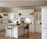 The Arctic Glow: Kitchen Designs with White Cabinets