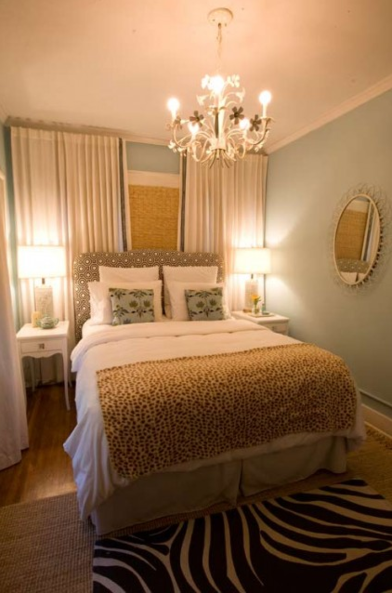 Elegance small bedroom paint colors ideas design ideas for Small bedroom images