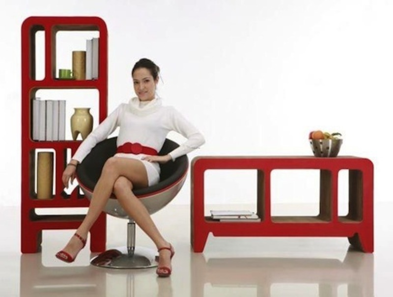 Traditionally Worn Collection, 15 Cool Examples Of Cardboard Made Furniture