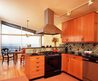 Lost Style, Chimney Hood and Brightening Dark Contemporary Kitchen Photos