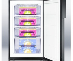 Summit Freezer Is A Stylish Modern Kitchen Appliance