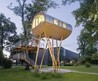 Modern Tree House Architecture Design for Kids contemporary