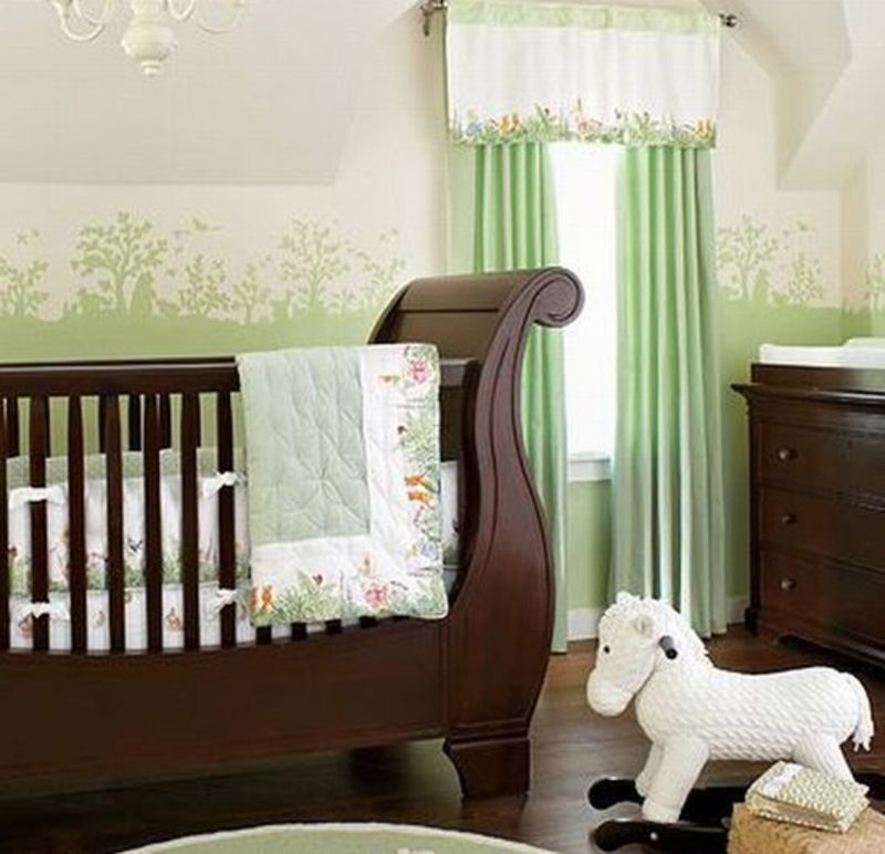 Some ideas for a boy s nursery the modish mom design bookmark 2174 - Baby nursey ideas ...