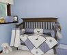 Soothing Sailboats for a Nautical Themed Baby Boy Nursery