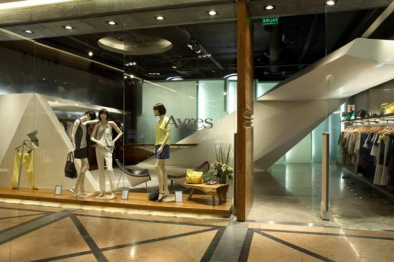 Retail store design bookmark 2208 for Retail interior design