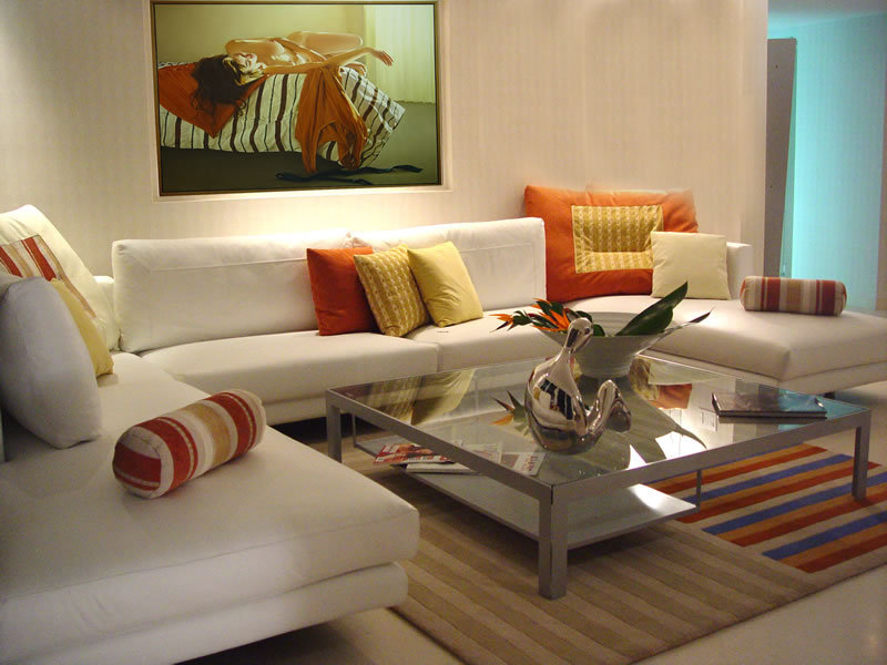 Sofa Design For Living Room, most beautiful interior design living room white sofa