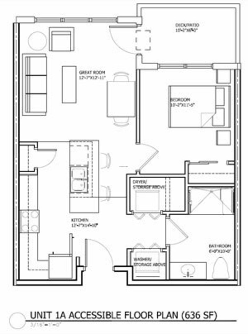 Floor plans small house plans home designs for Apartment floor plans