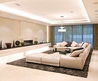 Decorating Interior Design: Luxury Interior Design living room with modern sofa