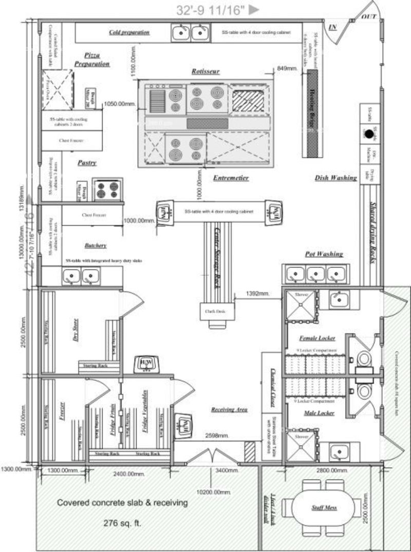 Small Restaurant Kitchen Layout Chinese Restaurant Kitchen Layout Images Commercial Kitchen