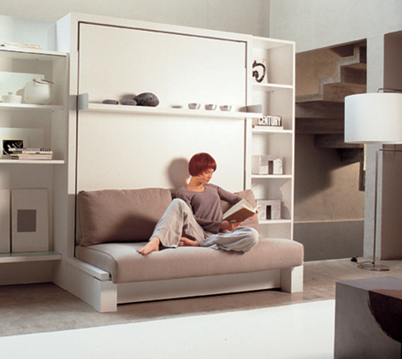 Stylish space saving furniture on third avenue design Space saving furniture