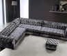 Modern Luxury Gray Living Room Sofas Furniture Design