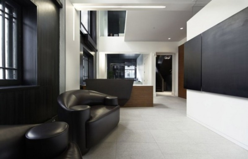 Office Waiting Room Design, Offices unique by LEMAYMICHAUD Architecture Design