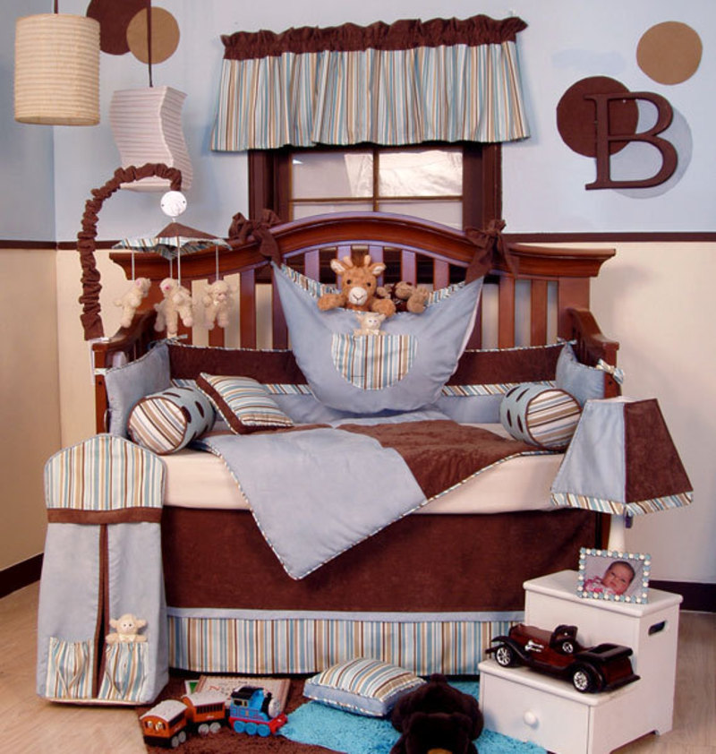 Baby boy themes casual cottage Baby designs for rooms