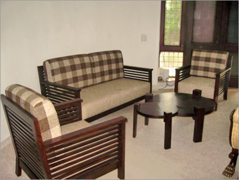 Wooden Sofa Set Design Ideas For House