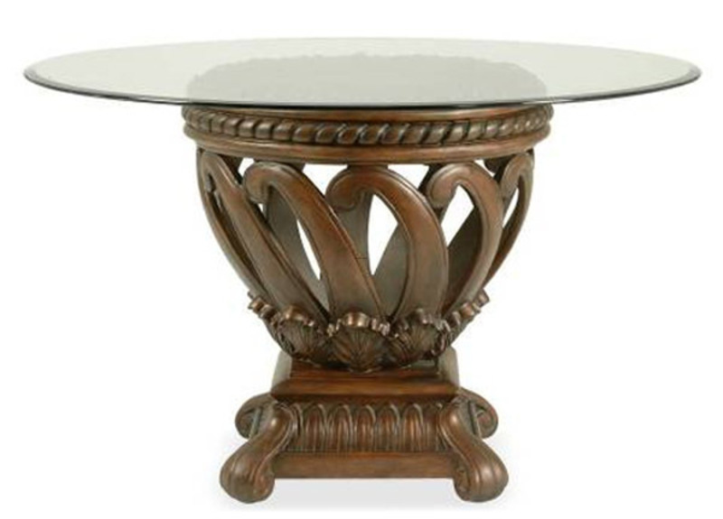 1000 images about Basement Remodel on Pinterest Wine  : round glass top dining table from www.pinterest.com size 800 x 575 jpeg 80kB