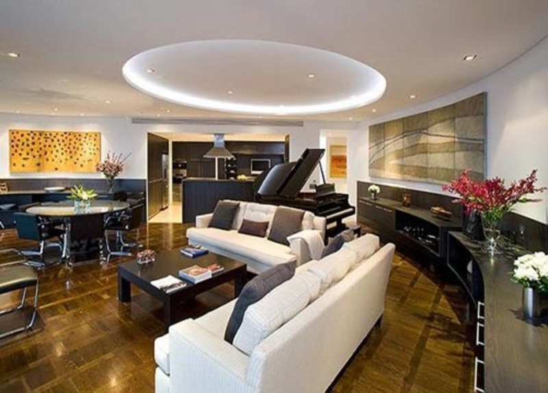Interior style of luxury apartment in brisbane design for Luxury apartment interior design ideas