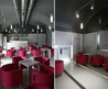 Modern Mode Cafe Interior Decor Design Ideas Pictures by Parasite Studio 