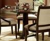 Bexley Round Glass Dining Table